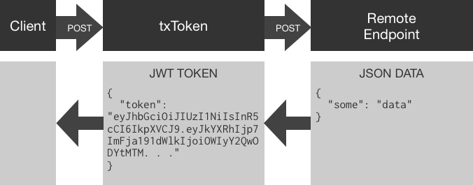 JWT Microservice, Tokenize Remote APIs - IMTI - Craig Johnston